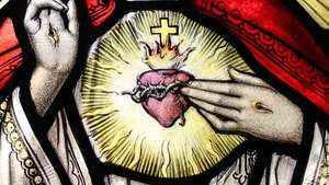 1179. Deus nos amou com um Coração humano