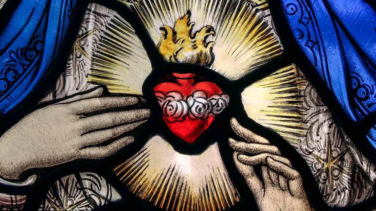 O Coração de Maria é o de Jesus
