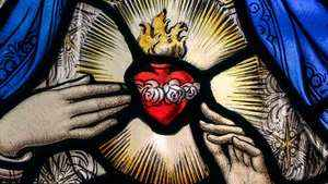 1180. O Coração de Maria é o de Jesus