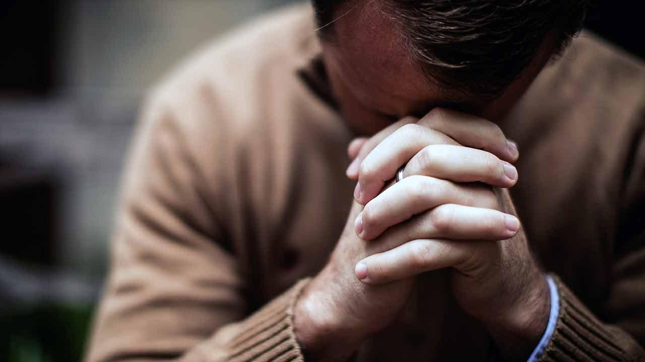 Por que não consigo rezar?