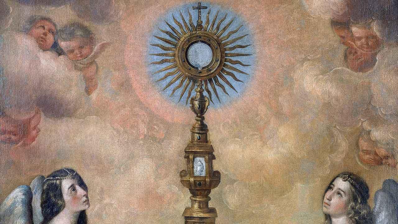 Solenidade do Santíssimo Corpo e Sangue de Cristo