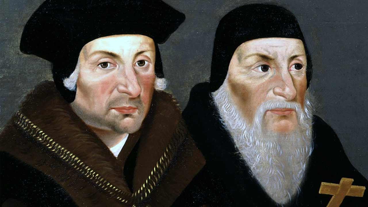 Memória de São Thomas More e São John Fisher