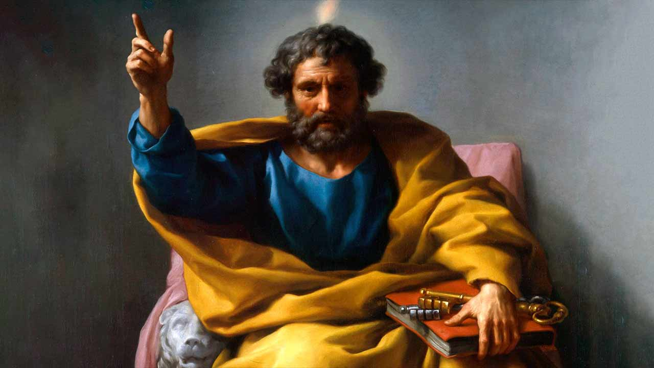 Sem a fé de Pedro, não há Igreja