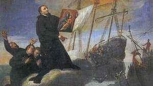 1213. Memória do Beato Inácio de Azevedo e companheiros mártires