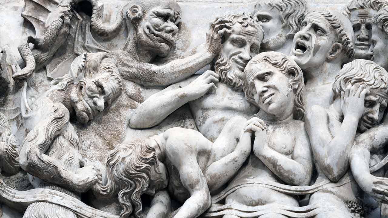 O sacrifício pelos pecadores