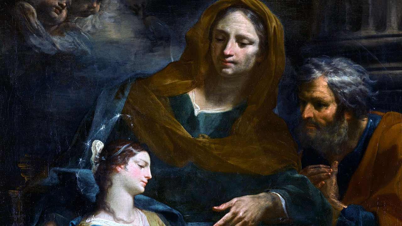 Memória de São Joaquim e Sant'Ana
