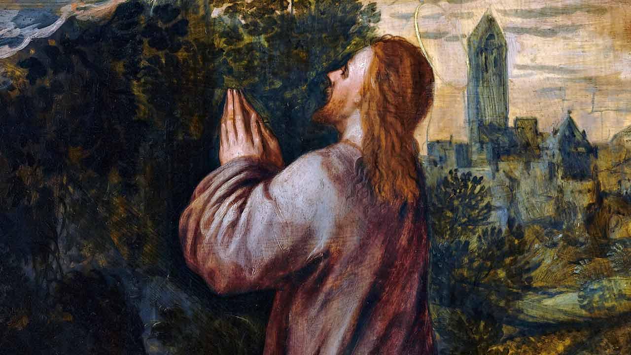 Como deve rezar o cristão?