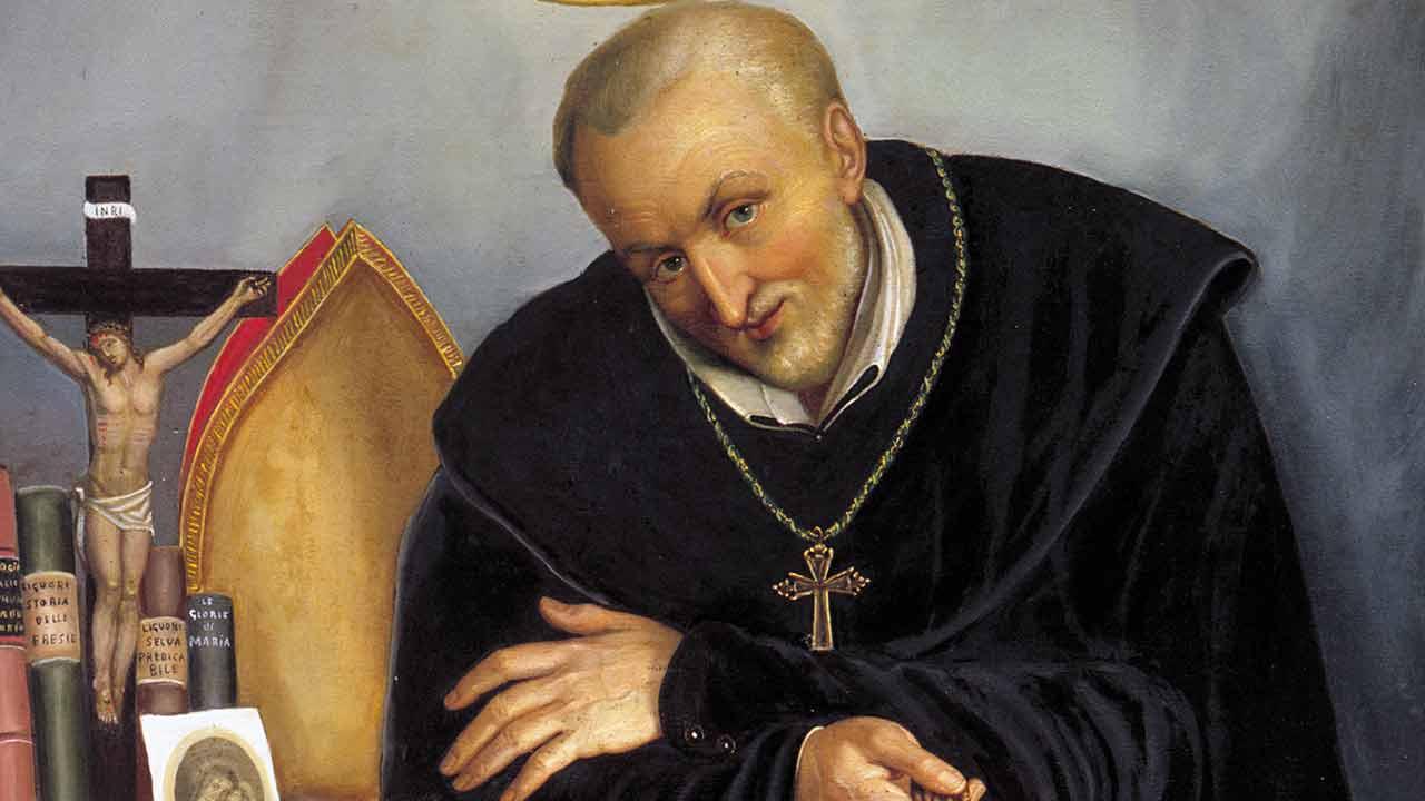 Memória de Santo Afonso Maria de Ligório