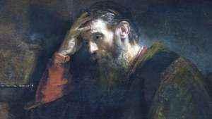 1235. A tristeza dos Apóstolos e a nossa