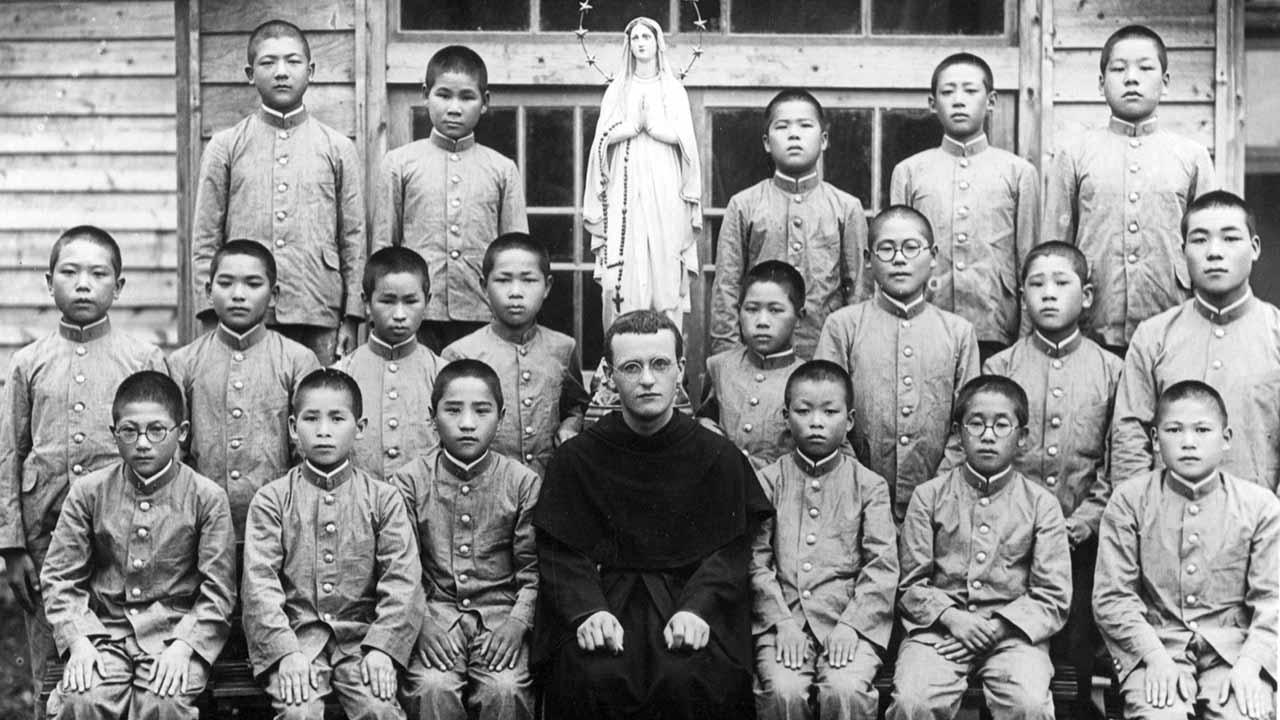 Memória de São Maximiliano Kolbe