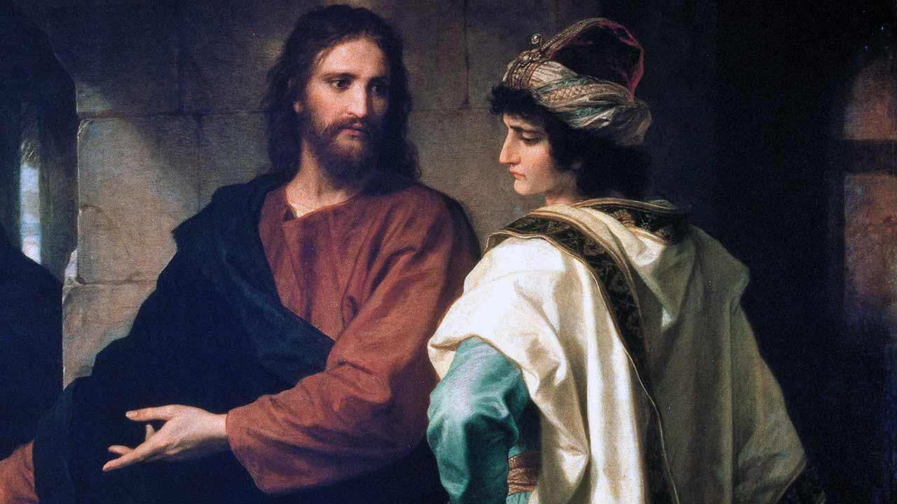 """Jesus não é uma """"obrigação"""" a mais"""