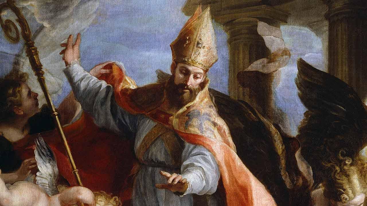 Memória de Santo Agostinho