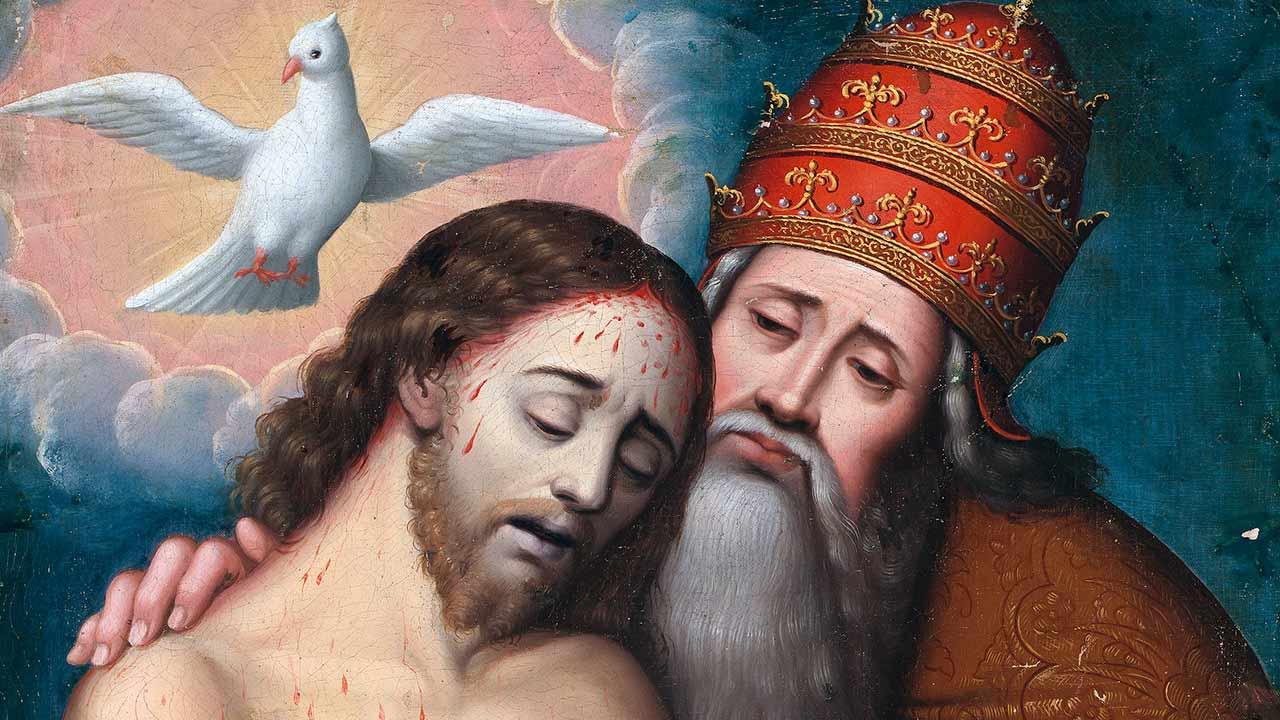 """""""O Espírito do Senhor está sobre mim"""""""