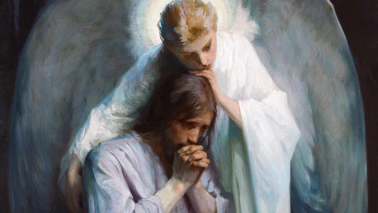 Por que Jesus quis rezar?