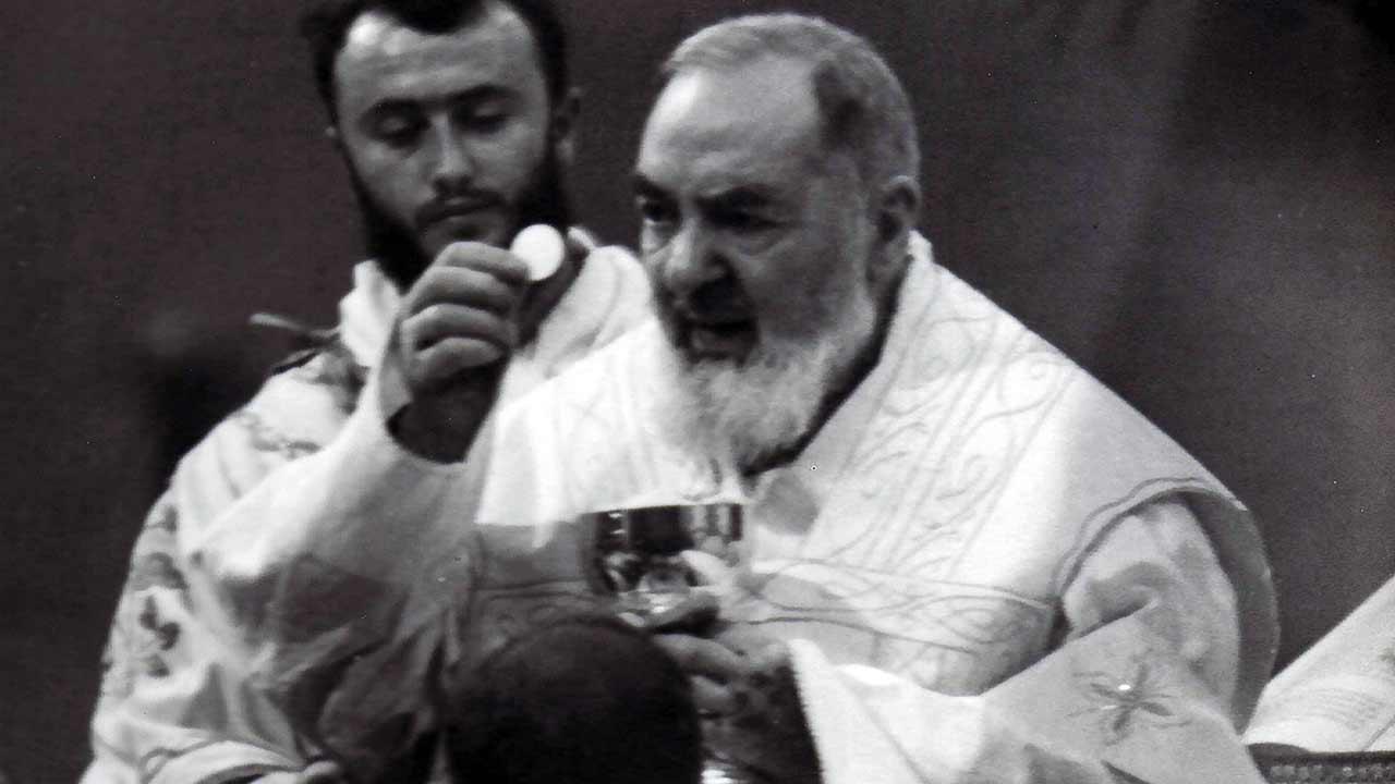 Memória de São Pio de Pietrelcina, Presbítero