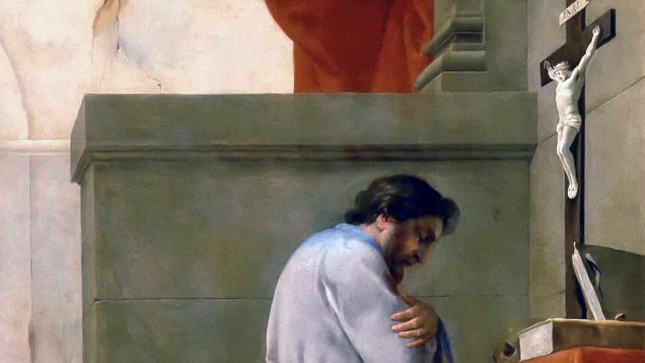 Cristo, o nosso cirineu