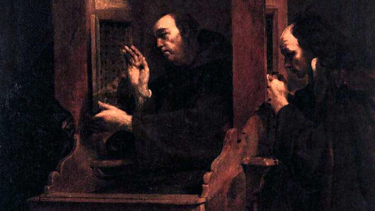 Orientações para se confessar direito