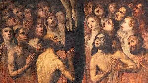 As almas do Purgatório precisam de nós!