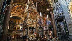 1312. Festa da Dedicação da Basílica de Latrão