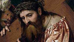 322. A Cruz de Cristo é a nossa
