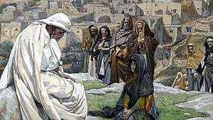 1323. Jesus chora por nossa causa