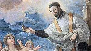 1332. Memória de São Francisco Xavier