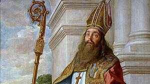 1336. Memória de Santo Ambrósio de Milão