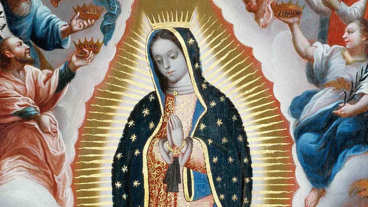 Festa de Nossa Senhora de Guadalupe