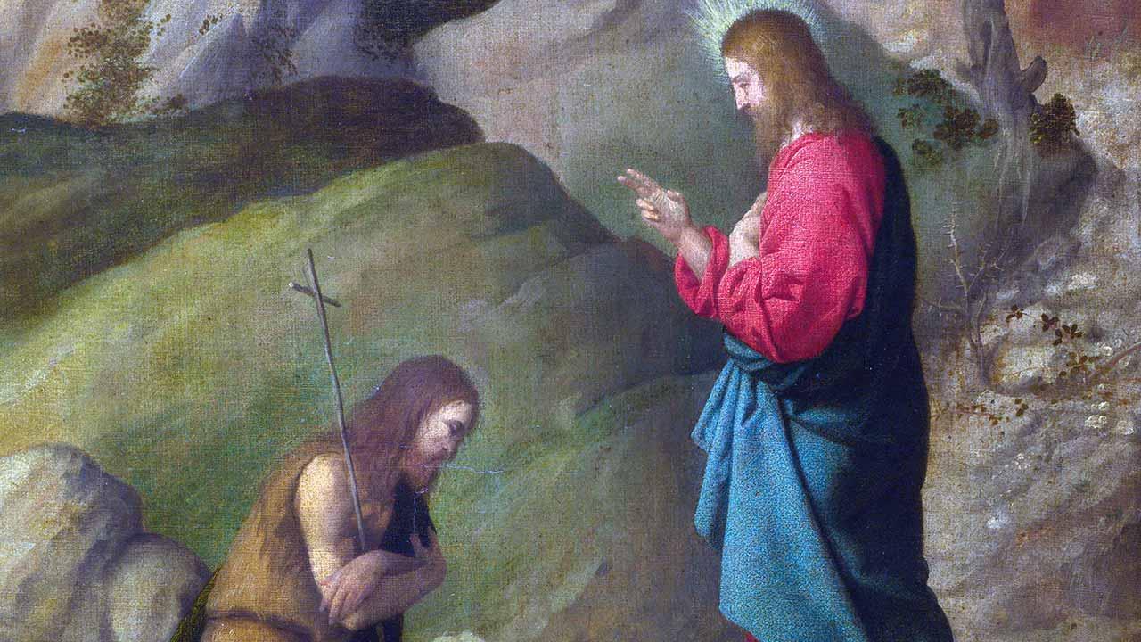 Cristo só cresce em quem para Ele se diminui