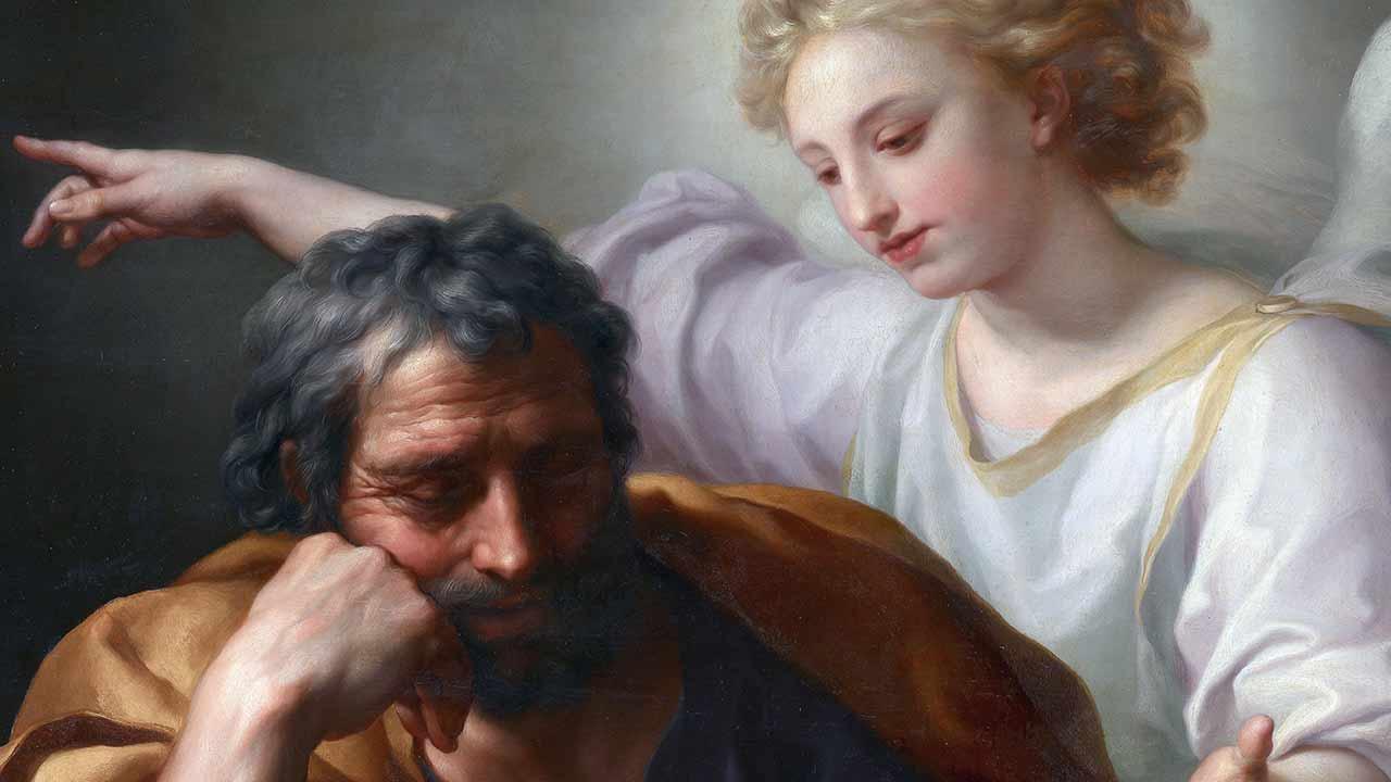 A cruz de São José
