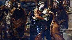 1348. Maria nos visita trazendo Cristo