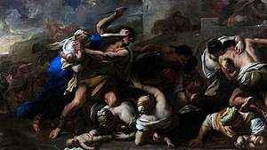 1354. Festa dos Santos Inocentes, Mártires