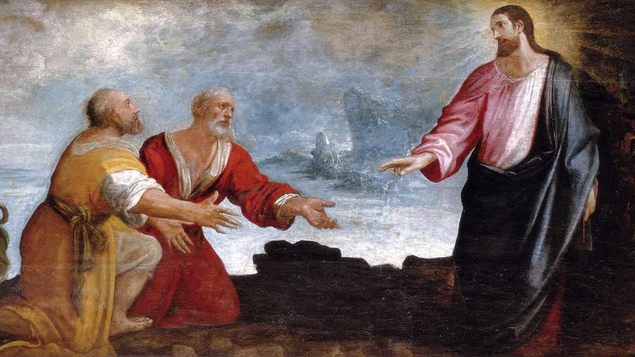 A Cristo se encontra várias vezes