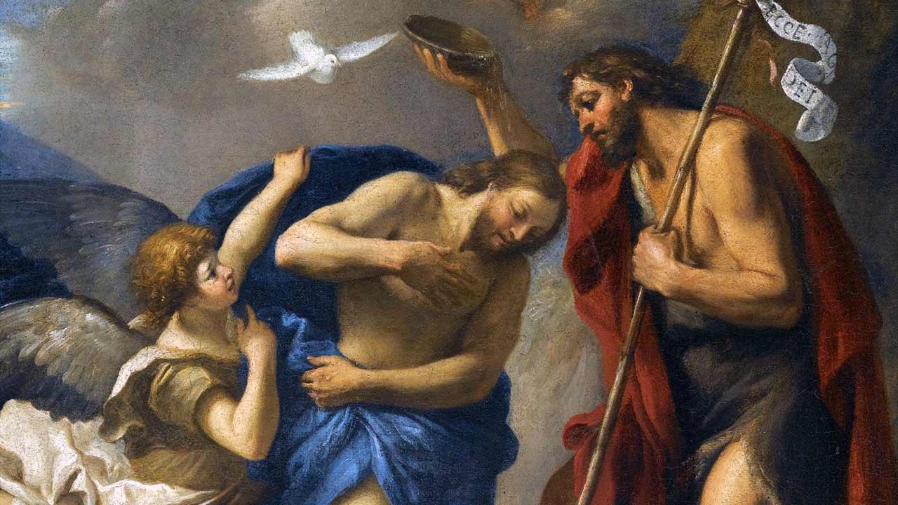 Por que Jesus Cristo quis ser batizado?