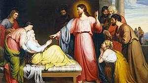 1369. A sogra de Pedro e o Pantocrator