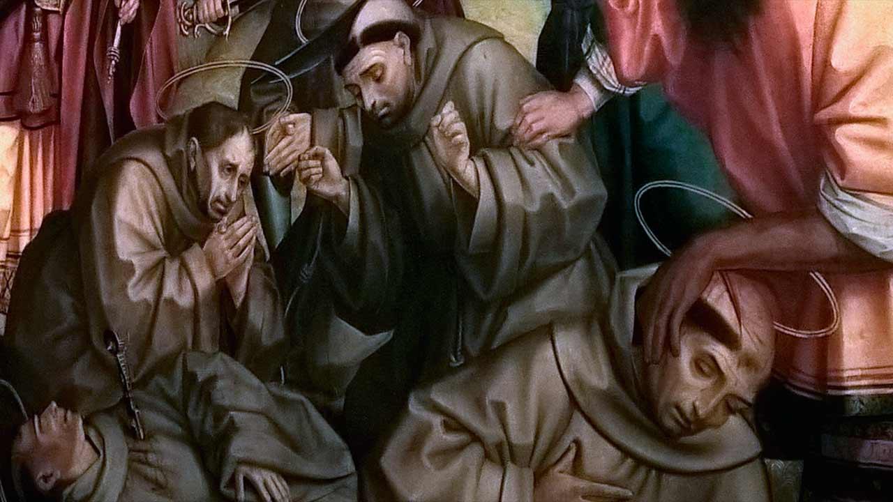 Memória dos Santos Mártires do Marrocos