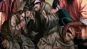 1370. Memória dos Santos Mártires do Marrocos