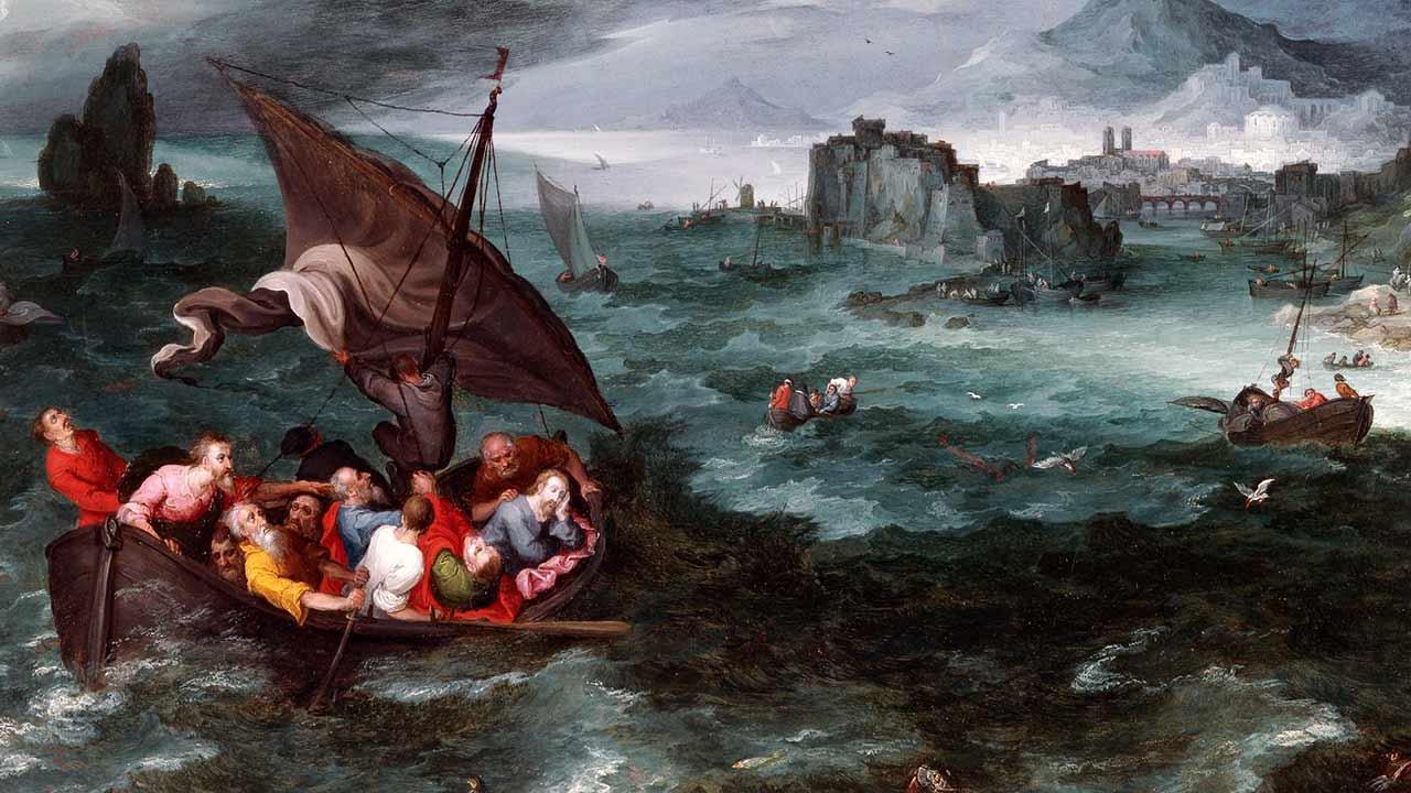O desespero que leva à revolta contra Deus