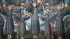 1388. Memória de São Paulo Miki e companheiros mártires