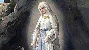1392. Memória de Nossa Senhora de Lourdes