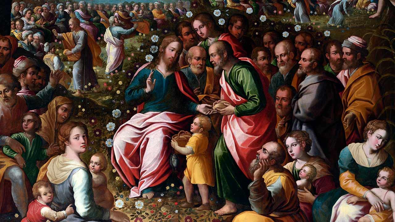 Eucaristia, alimento para o caminho