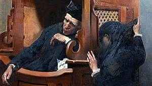1413. Os pecados contra o próximo precisam de Confissão