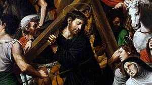 1419. Todo homem é culpado do Calvário