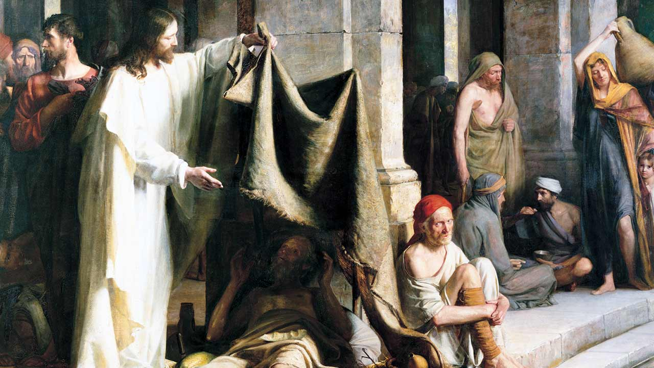 Por que Jesus quebrava o sábado?