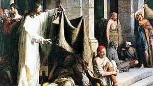 1428. Por que Jesus quebrava o sábado?