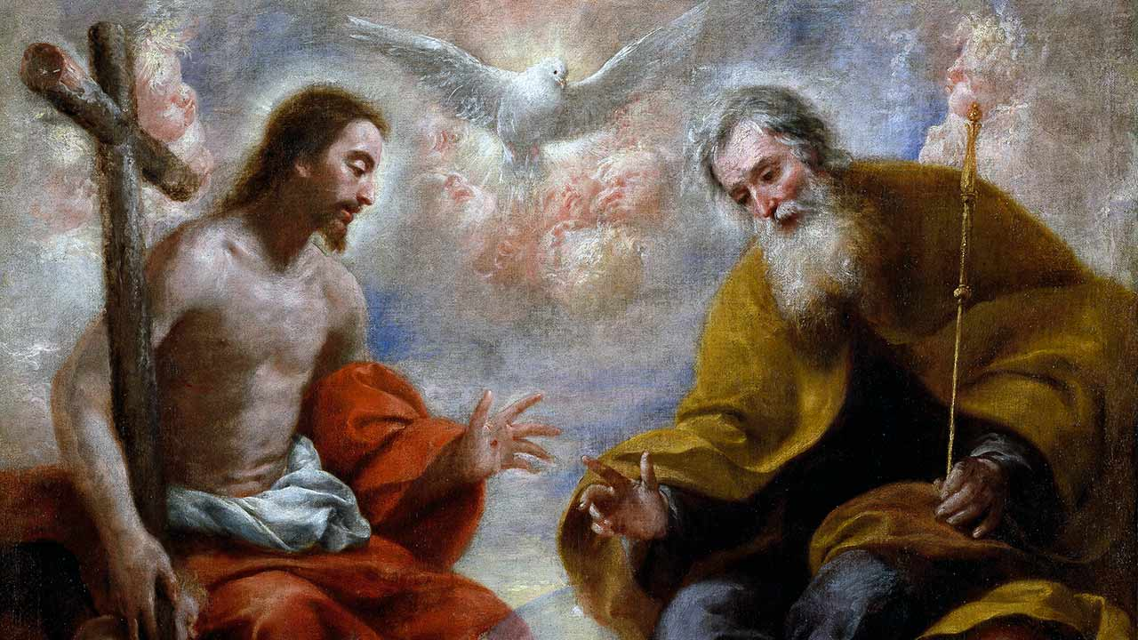 Só Cristo nos revela o rosto de Deus