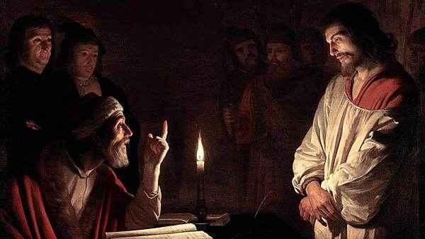 O julgamento religioso de Cristo