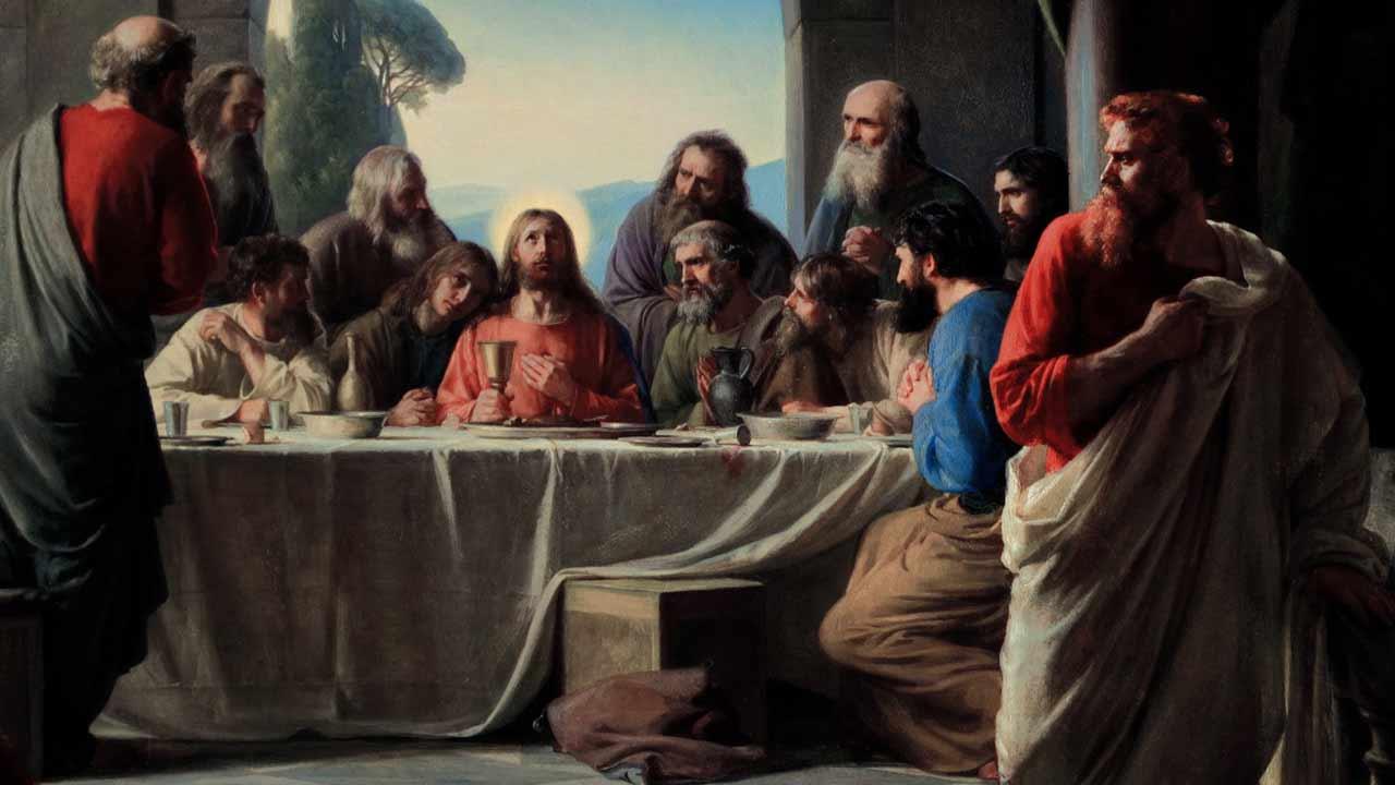 Simão Pedro e Judas Iscariotes