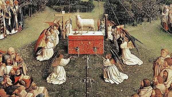 A Cruz e os sacramentos