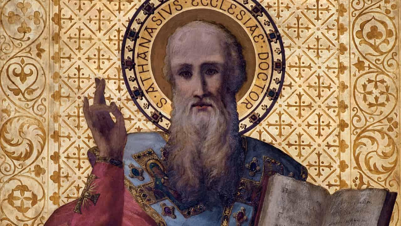 Memória de Santo Atanásio, Bispo e Doutor da Igreja